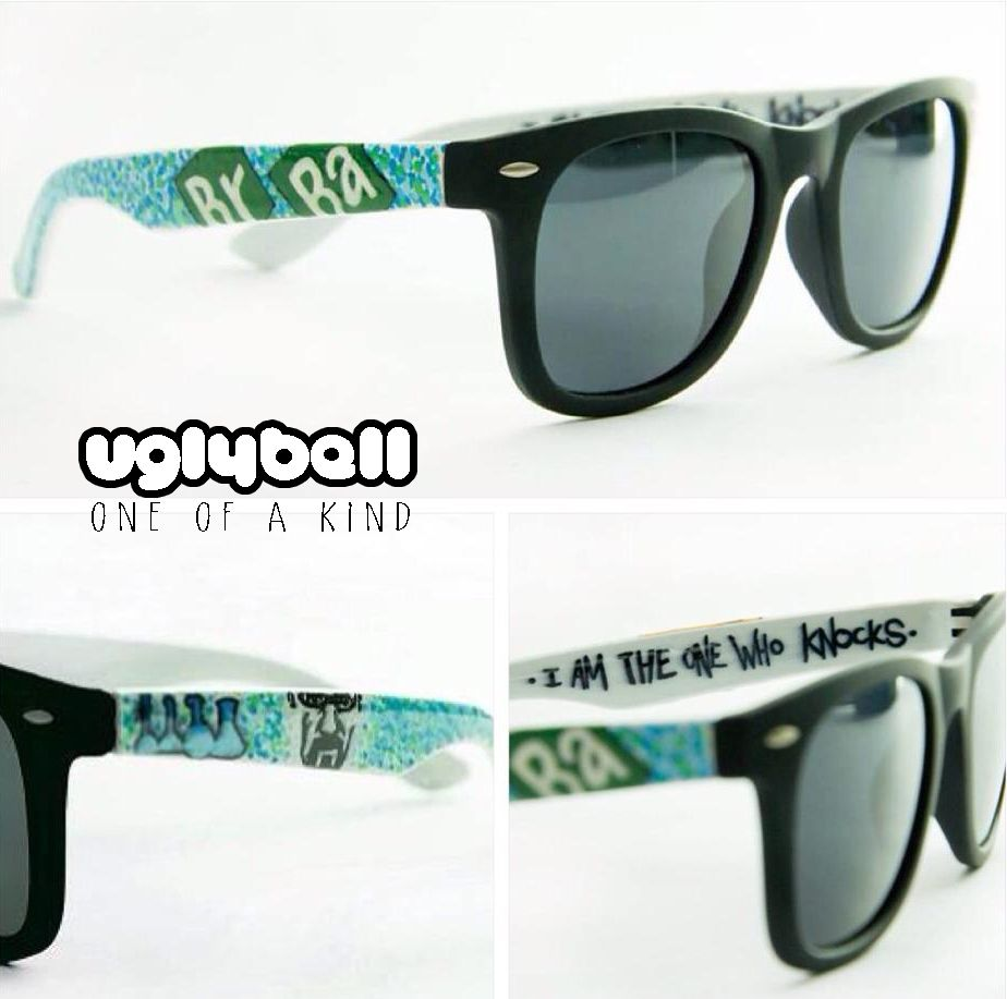floral pattern sunglasses polarized lenses custom painted most of you thing about to quit your job today dont give up we introduce you the second new goodie in our collection these are breaking bad