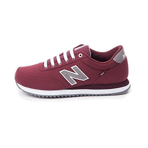plus de photos 87ac2 bda31 Amazon.com | New Balance Men's 501 Fashion Sneakers, Red ...