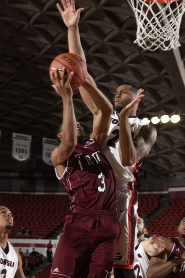 Appalachian State Mountaineers vs. Troy Trojans 2/20/16
