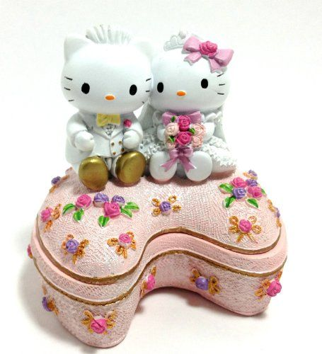 889aa0cae Hello Kitty and Dear Daniel wedding jewelry box | Wedding - HK ...