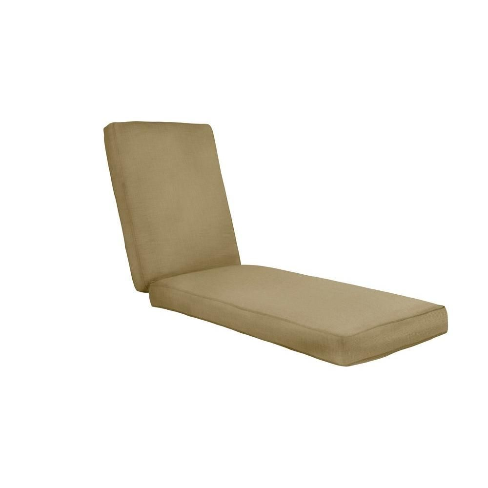 Brown Jordan Marquis Replacement Outdoor Chaise Cushion in