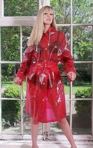 Pin Na N 225 Stenke Pvc Raincoats