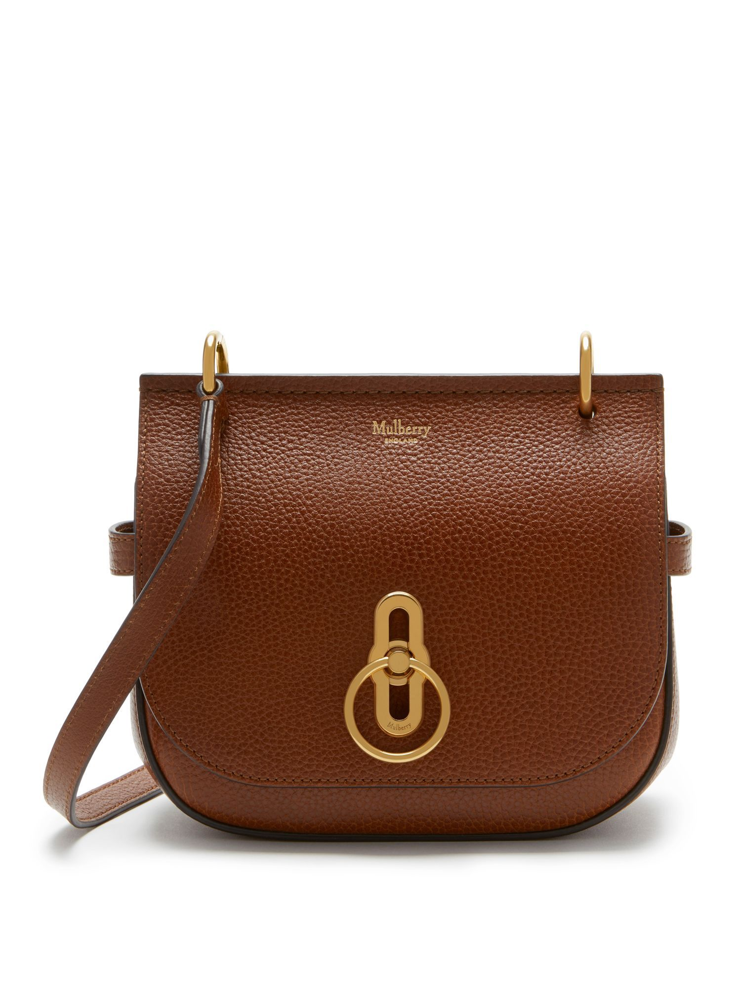 e2f609215e7c Mulberry Amberley Small satchel crossbody bag.