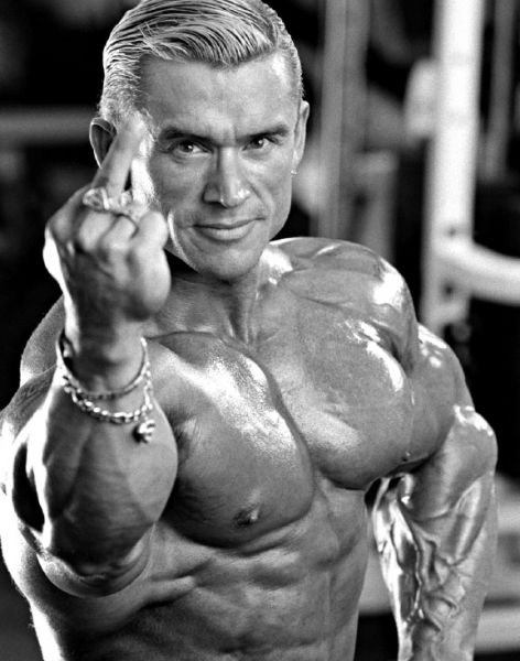 VIDEO: LEE PRIEST GETS ASKED WHAT HE THINKS ABOUT CROSSFIT!