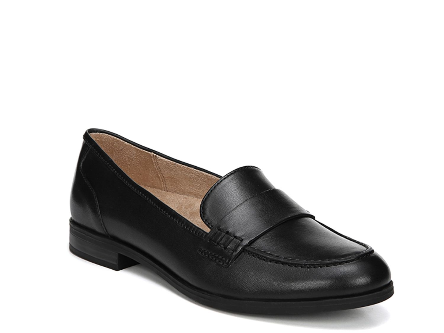 Naturalizer Milo Penny Loafer In 2021 Loafers Casual Shoes Women Penny Loafers [ 1125 x 1500 Pixel ]
