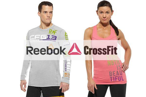 Crossfit gear, Reebok