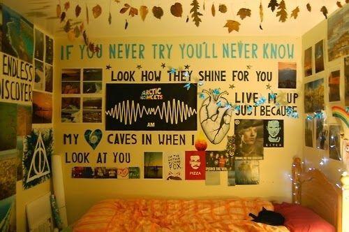 decoracao de quarto feminino nerd tumblr - Pesquisa Google | Fan ...