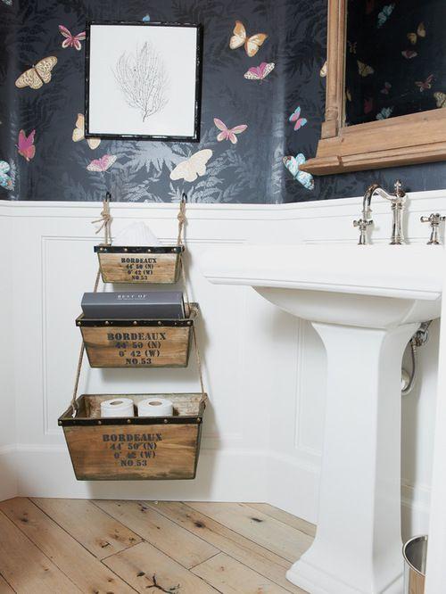 Bathroom Storage Ideas 2 Upcycling Badezimmer Ideen