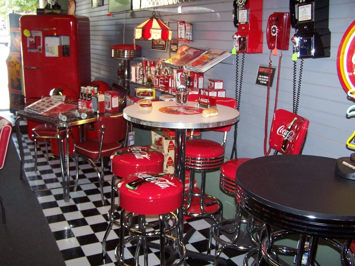 American Diner Kitchen Accessories 50s American Diner Sapk Payen Google 50s Pinterest Diners And