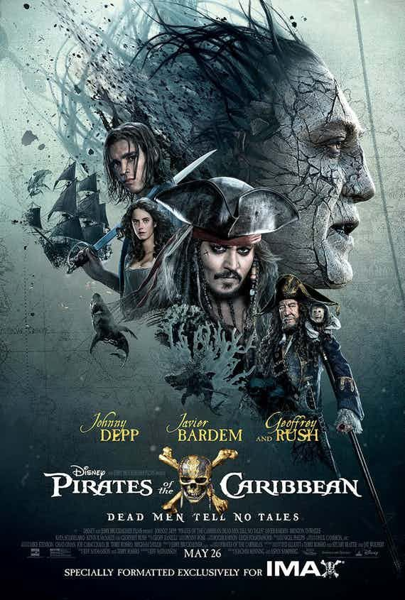 Pirates Of The Caribbean Dead Men Tell No Tales Tv Spot Revenge Pirates Of The Caribbean New Movie Posters Free Movies Online