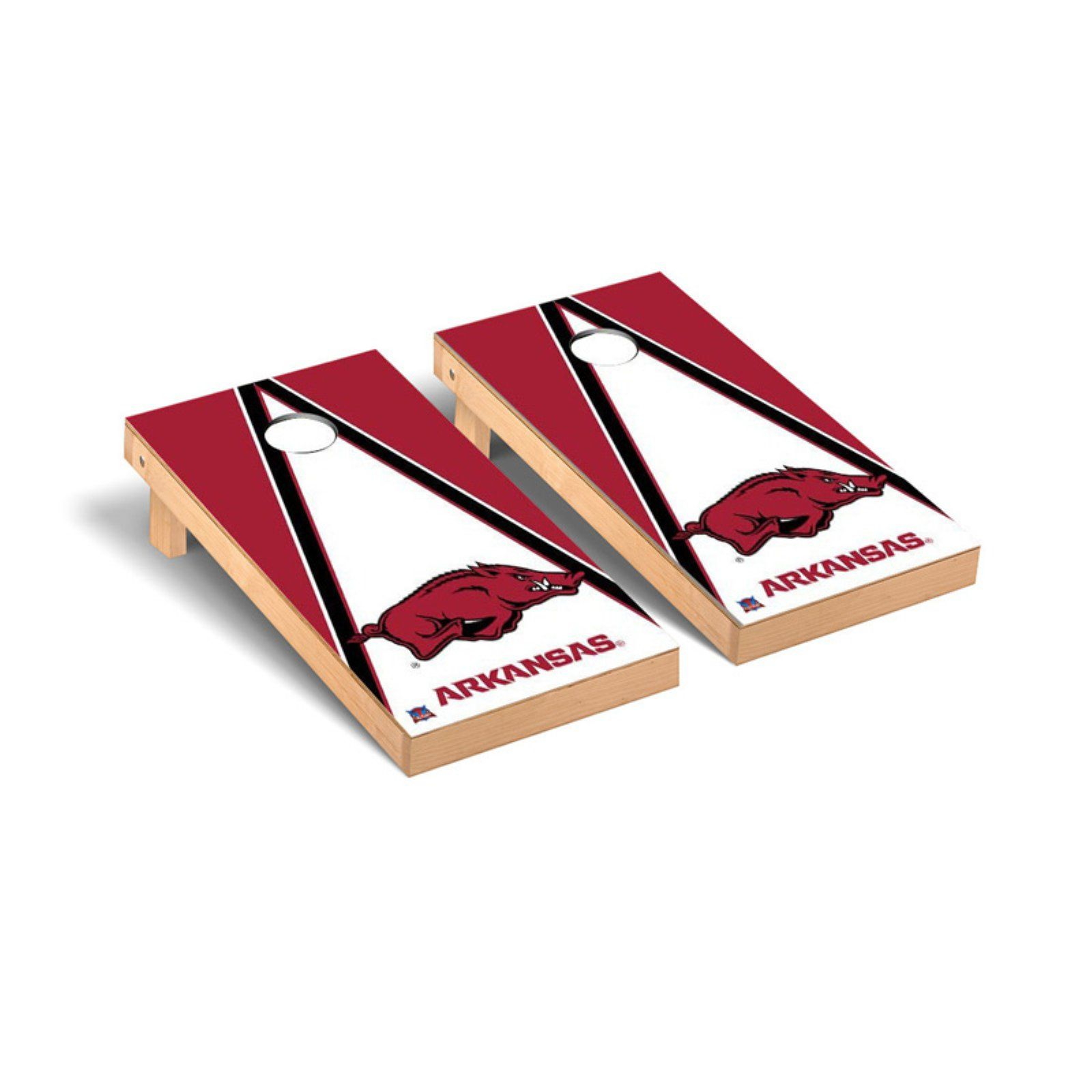 Victory Tailgate Arkansas Razorbacks Cornhole Game Set Cornhole