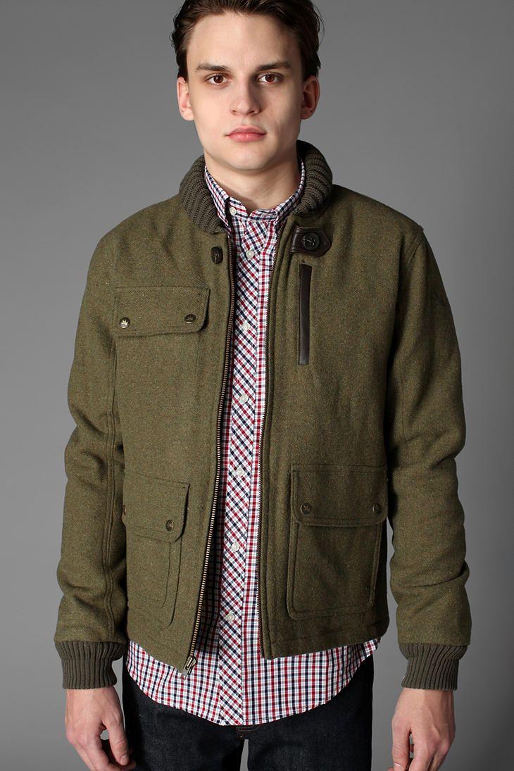 Spiewak Fillmore Bomber Jacket