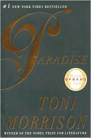 Paradise by Toni Morrison: Book Cover