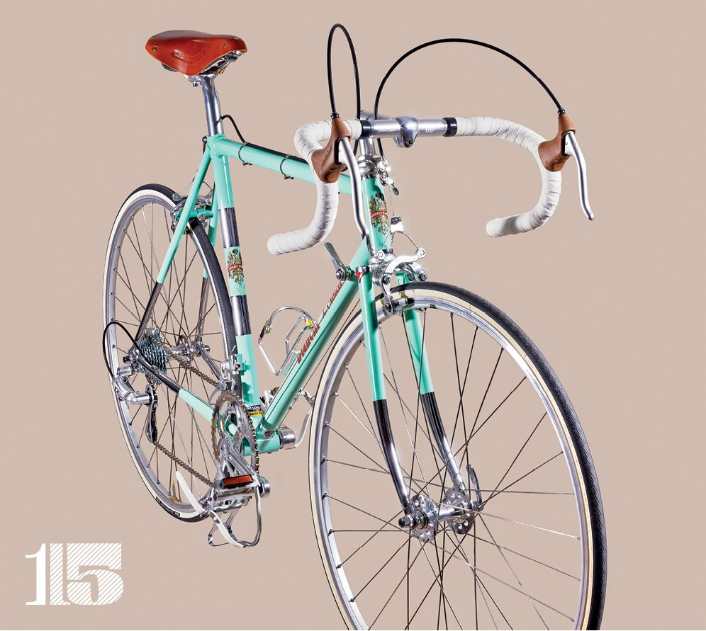 2016 Buyer S Guide The Timeless Bianchi L Eroica Road Bike Vintage Bicycle Bike Ride