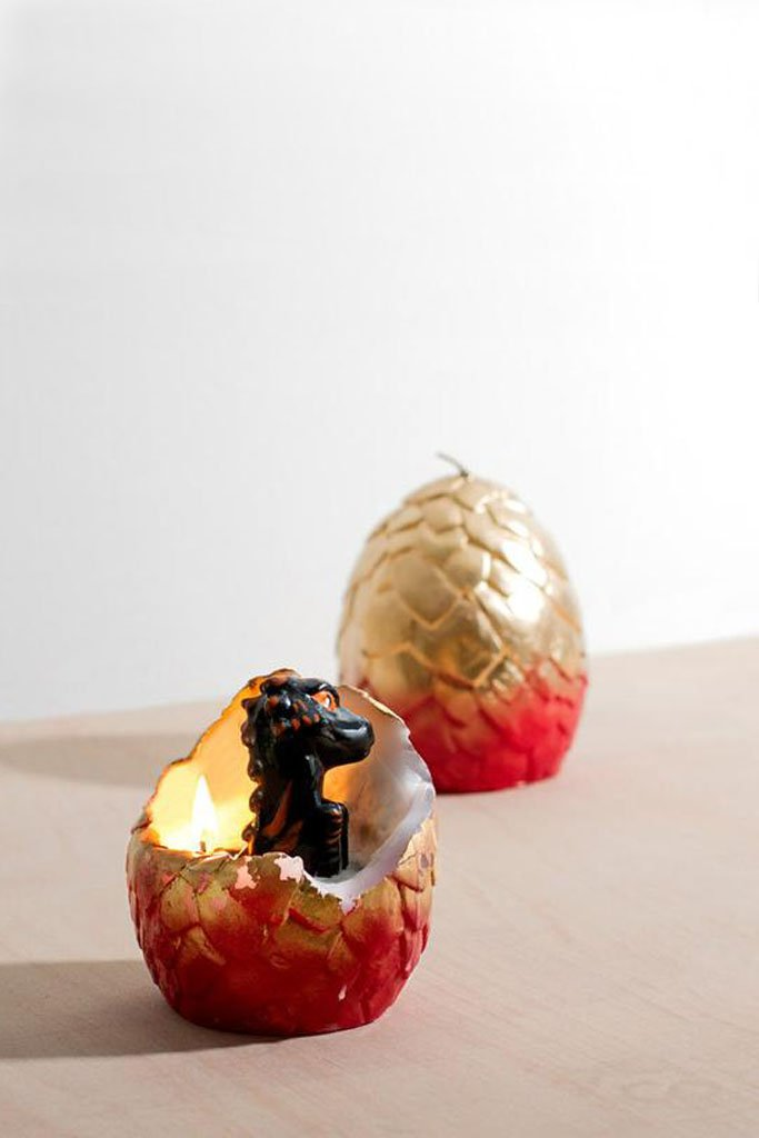 Hatching Dragon Candle | Dragon candle, Candles, Dragon ...
