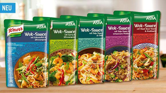 KNORR+Asia:+Asiatische+Küche+einfach+selbstgemacht!