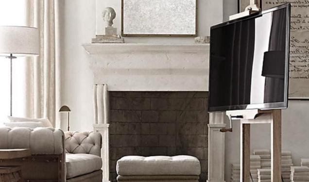 Így helyezd el okosan a tévét a lakásban
