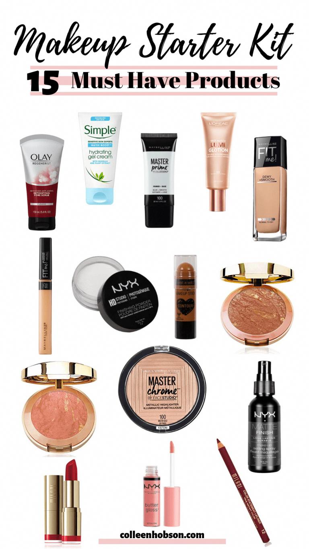 best makeup for women over 12 #makeupideas  Makeup starter kit