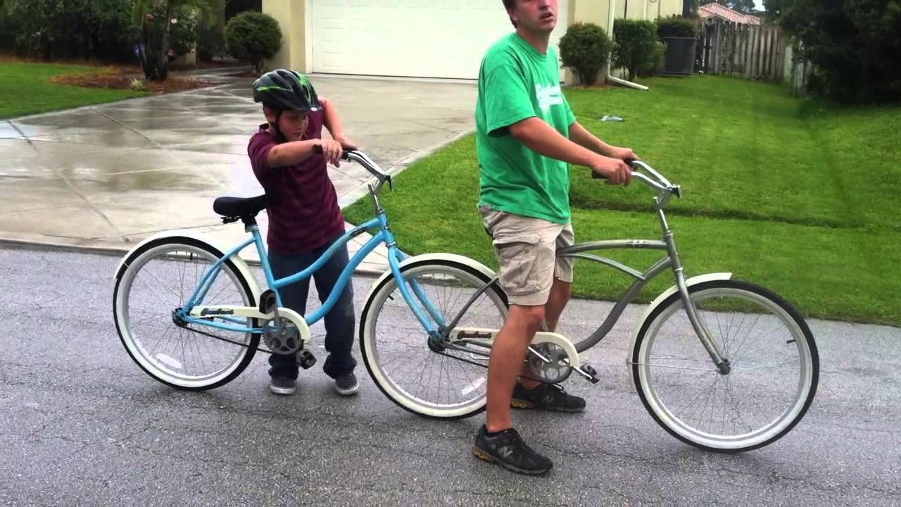 How to make a bike tandem do it yourself 32