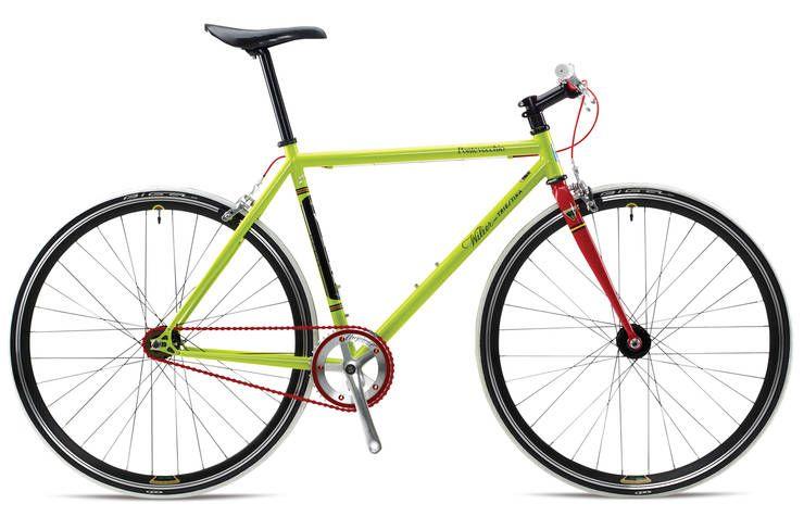 Wilier Pontevecchio 2012 Single Speed Bike Commuter Bike Single