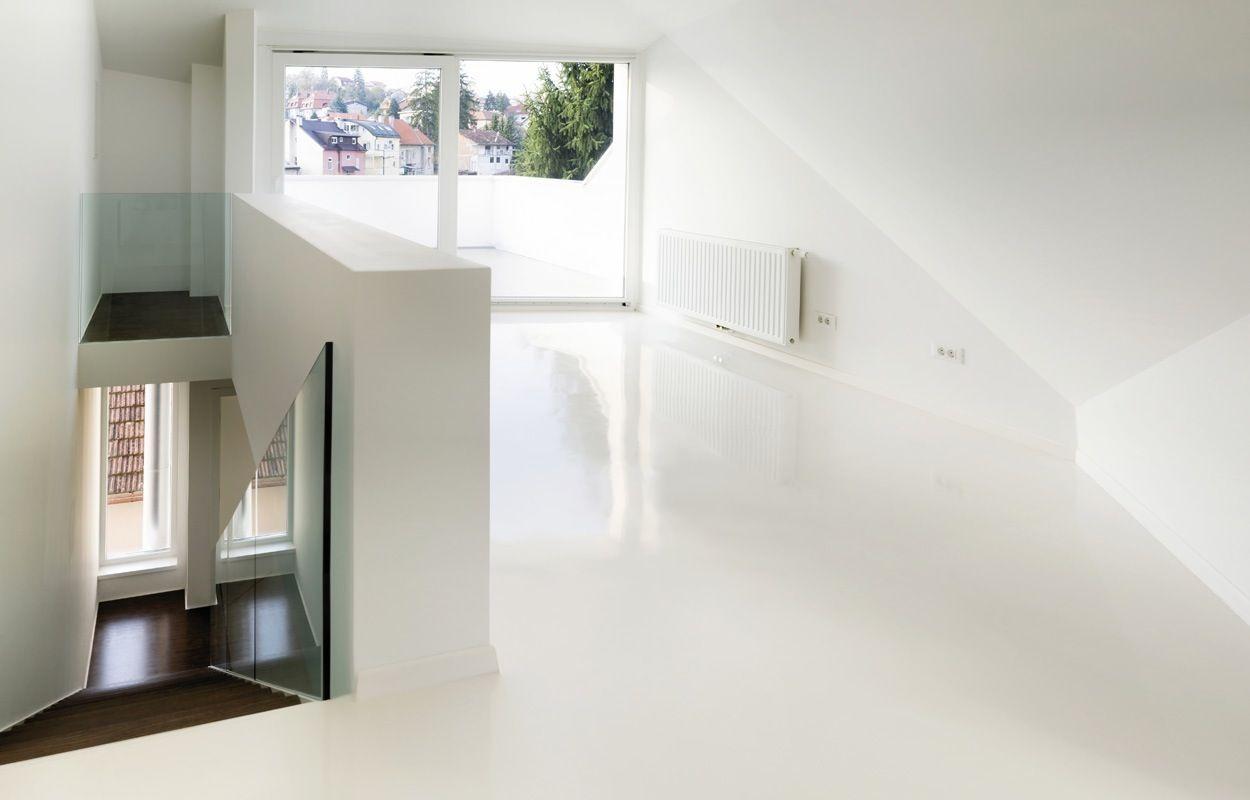 Gietvloeren kok side pinterest interiors