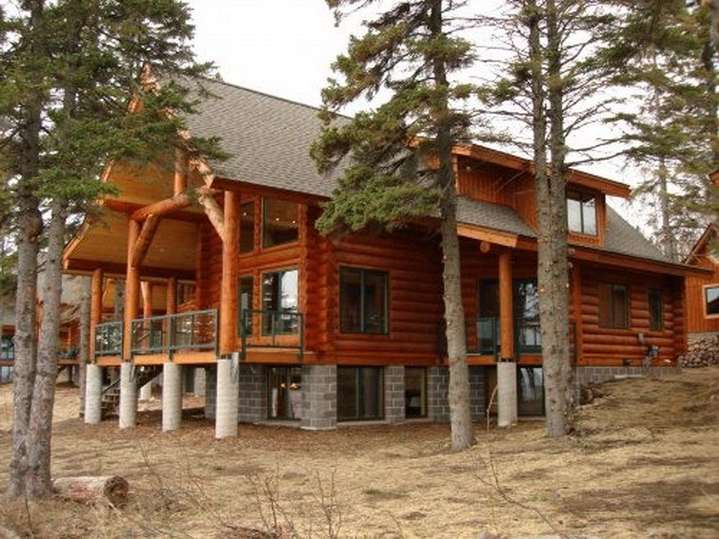 Lake Homes For Sale In Nevis Mn
