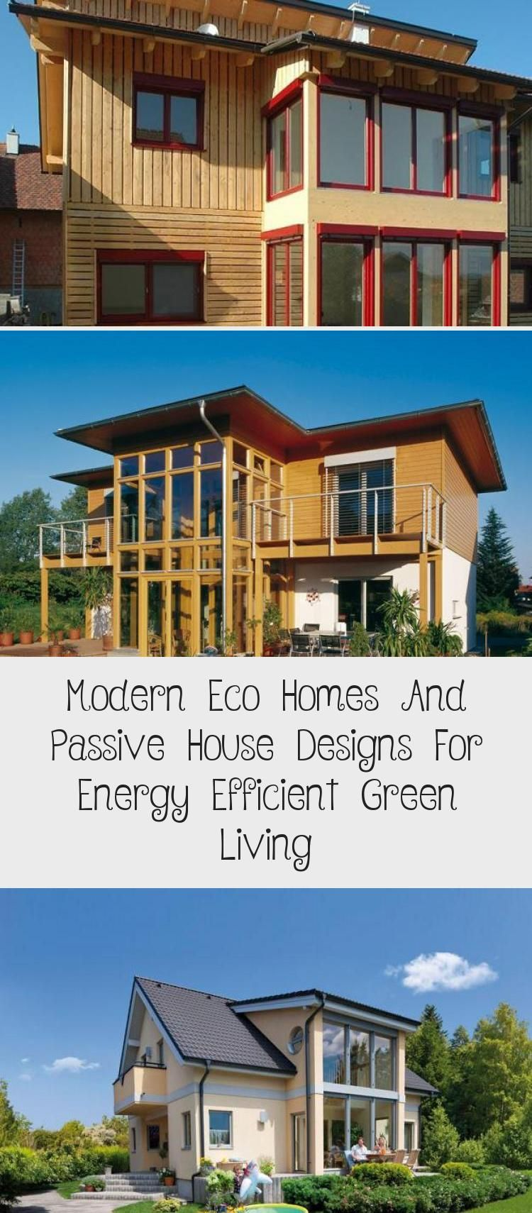 My Blog Passive House Design Simple House Exterior Design Town House Architecture