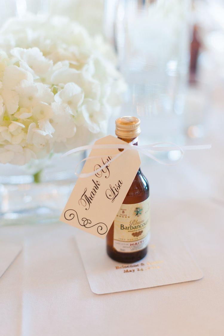 Rum Wedding Favors Destination wedding favors, Cool