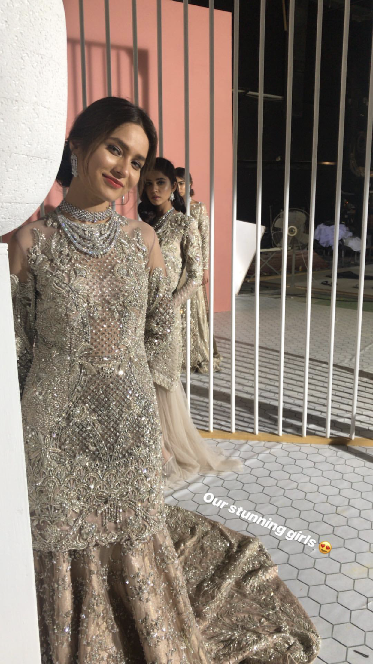 505905f7e13 Suffuse by Sana Yasir bridal collection 2018