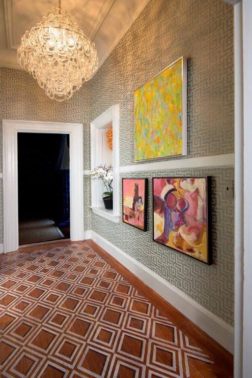 Caitlin Rutkay of C.R. Interior Designs used Vaughan\'s Sorbonne ...