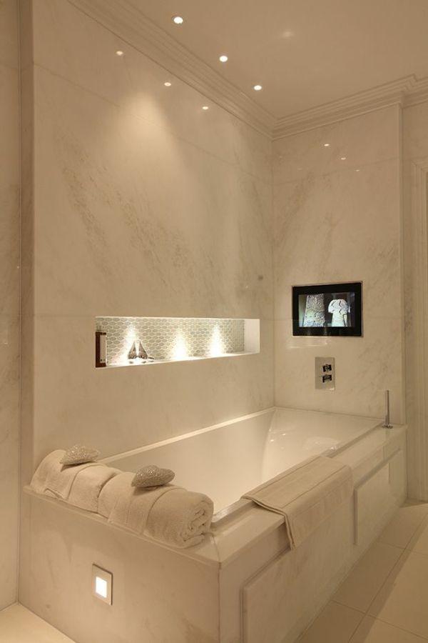 Led Fliesenbeleuchtung Fur Ihr Badezimmer Badezimmer