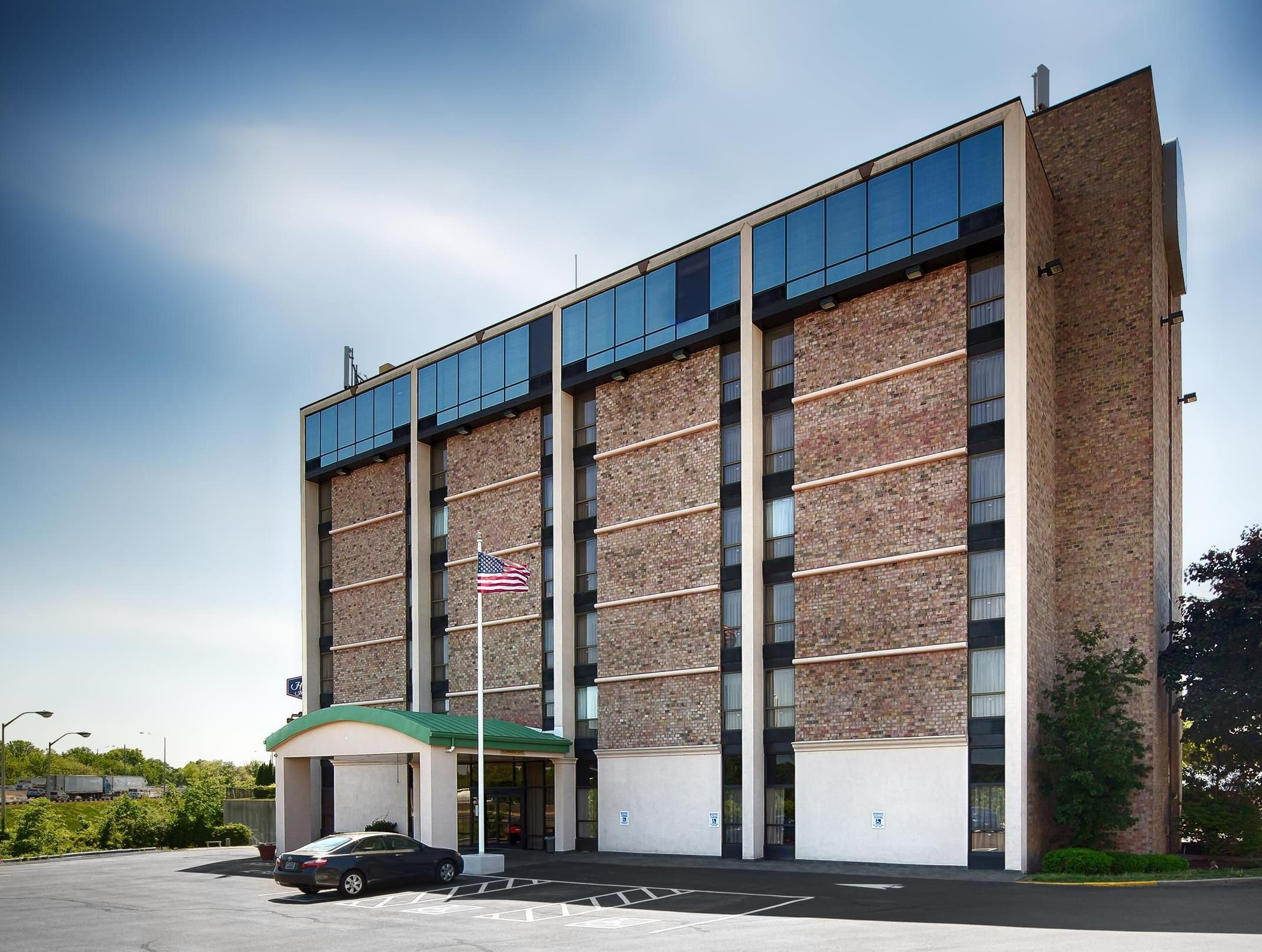 West Haven Ct Best Western Executive Hotel Of New United