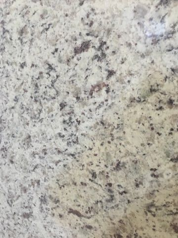 White G Level One Granite Currently In Stock! #Granite #Marble #Bathroom #