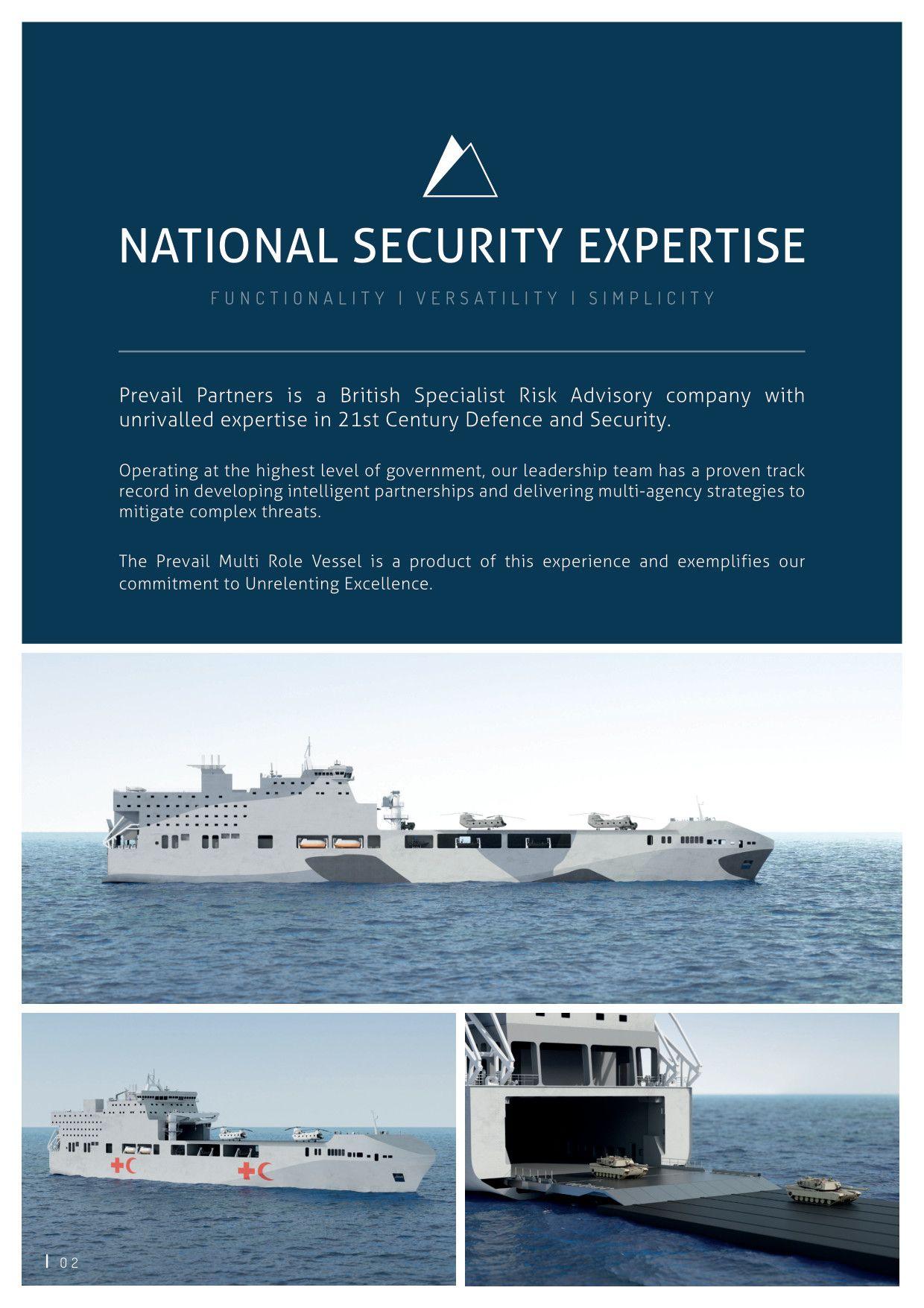 Prevail Multi Role Vessel Us Navy Ships Royal Navy Navy Ships