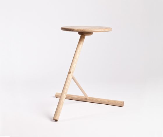 Side Table By Nicolai Gulliksen For Strek Collective Young Norwegian  Designer Nicolai Gulliksen Has Realised This Pared Down Side Table For The