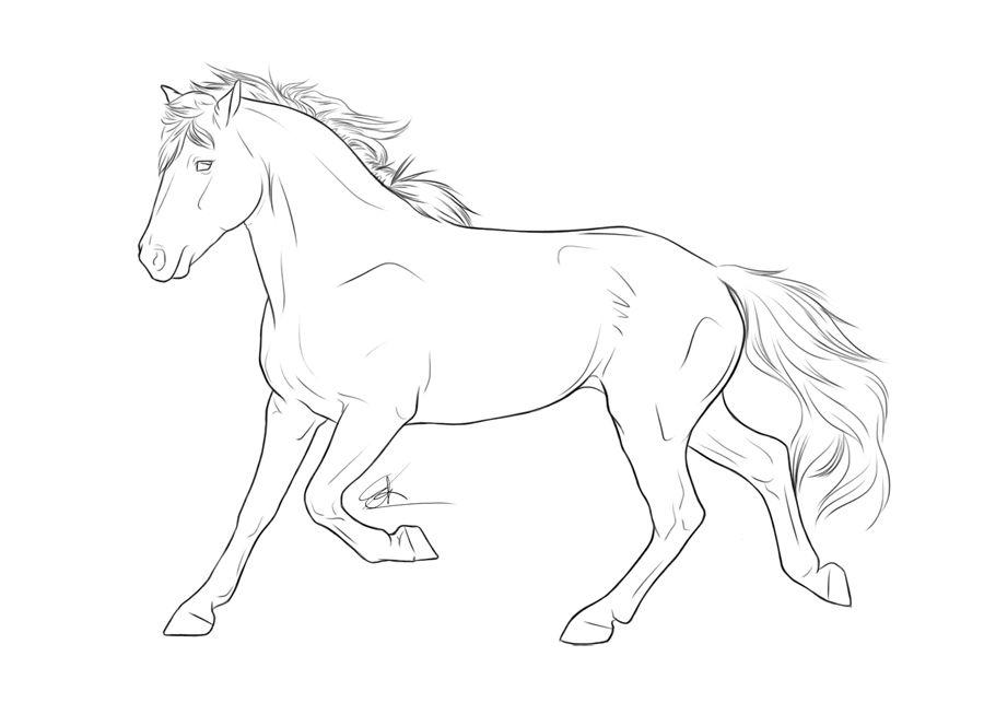 Pony by chronically.deviantart.com on @DeviantArt | patrones ...