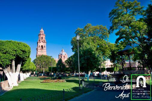 Si continuan tus vacaciones de verano en el Hotel Plaza Morelia tenemos las mejores tarifas para disfrutar de la ciudad #SéBienvenidoAquí