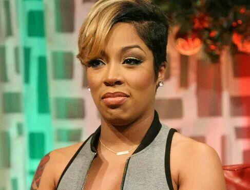 K Michelle Short Hair Styles Hair Styles Thick Hair Styles