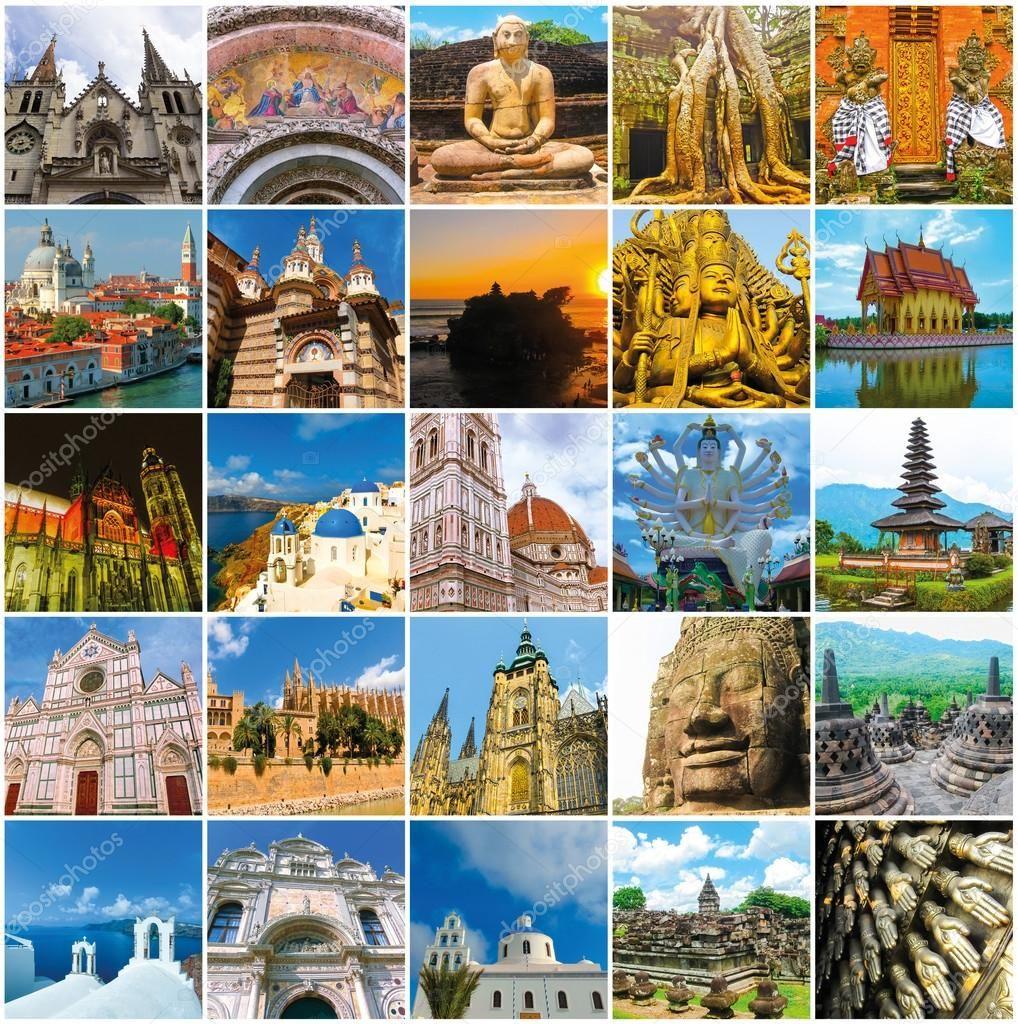 Sitios turísticos de asia