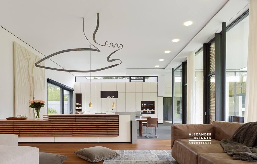 Post Bredeney bredeney house by brenner architects architects house