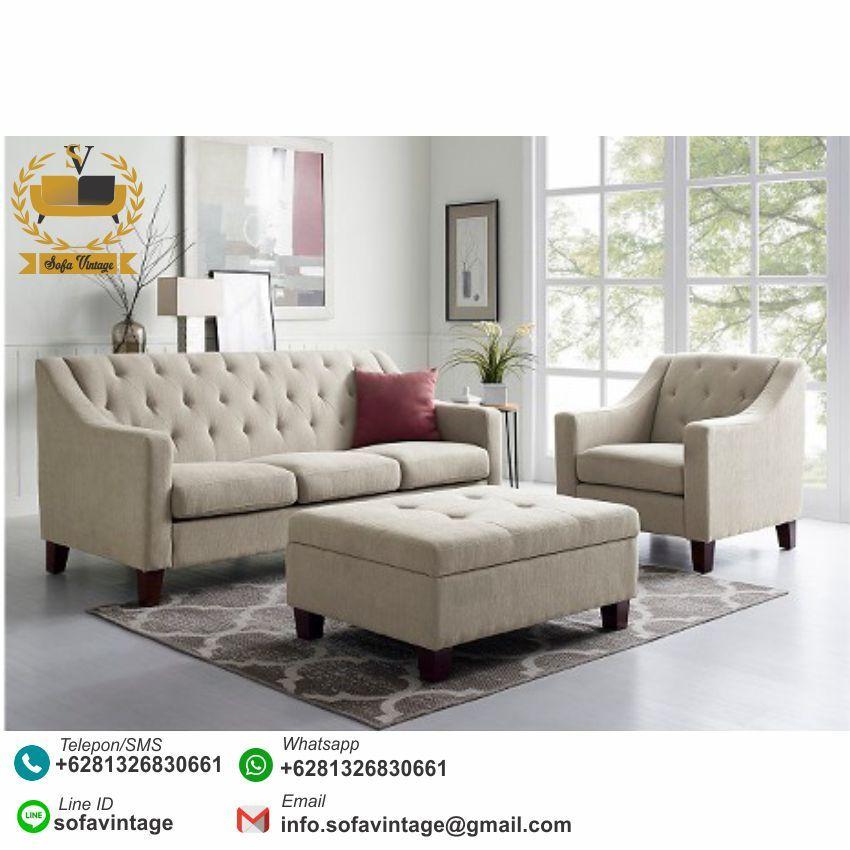 Jual Sofa Set Tamu Minimalis