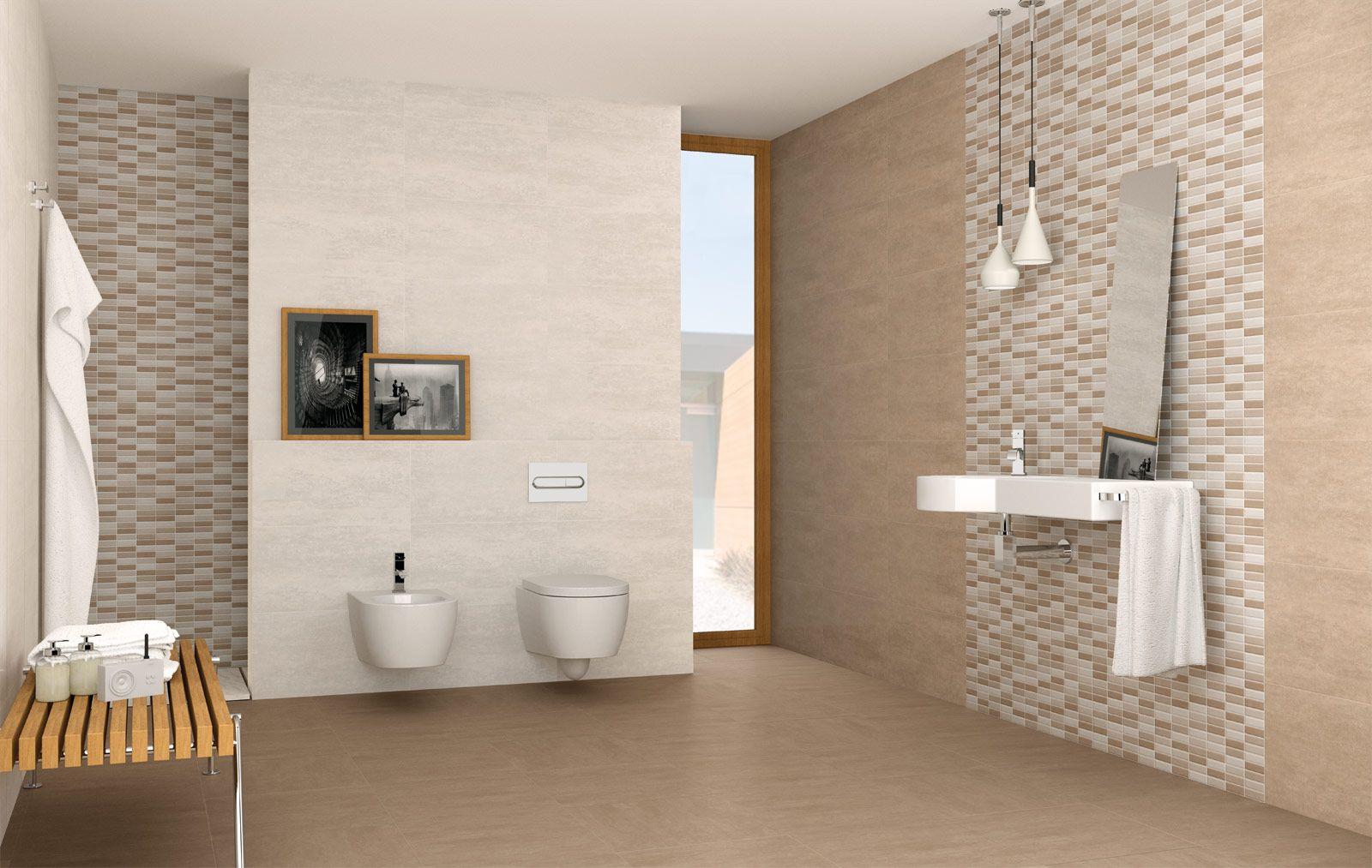 Marazzi Serpal Beige 33x60 Cm Dawj Bathroom Wall Tile Wall Tiles Elegant Bathroom