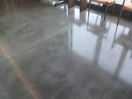 Image Result For Sealed Cement Floor No Stain Stained Concrete
