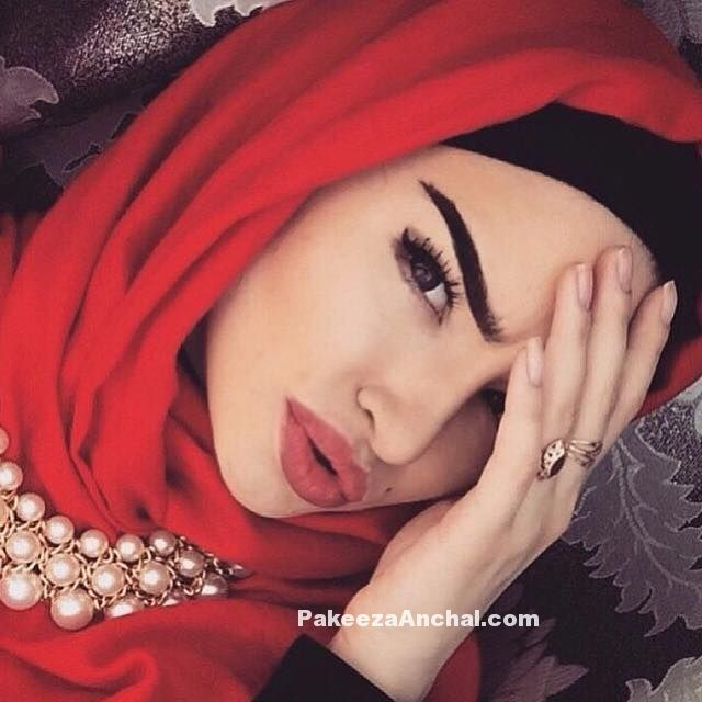 Cute Hijabi Muslim Girls for Whatsapp DP Pictures and FB Profile Pic-PakeezaAnchal.com