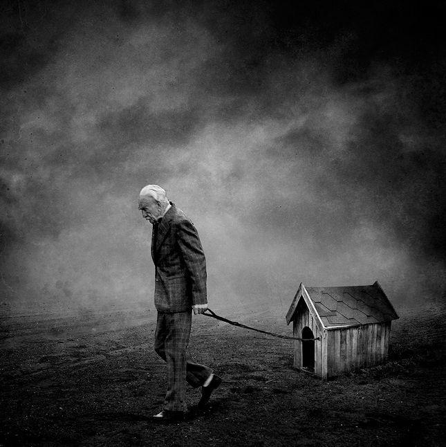 poertas: Fotografía: El arte en blanco y negro de Sarolta Bán