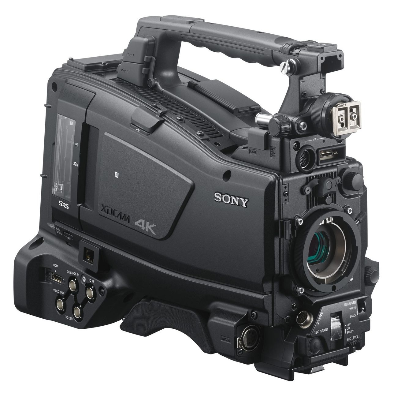 Sony At Nab 2016 Sony Mechanical Design Hard Surface Modeling