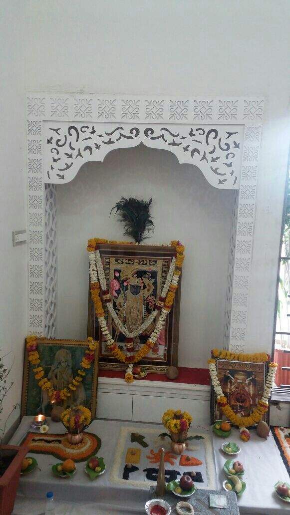 Mandir Design For Home Laser Cutting Design For Temple