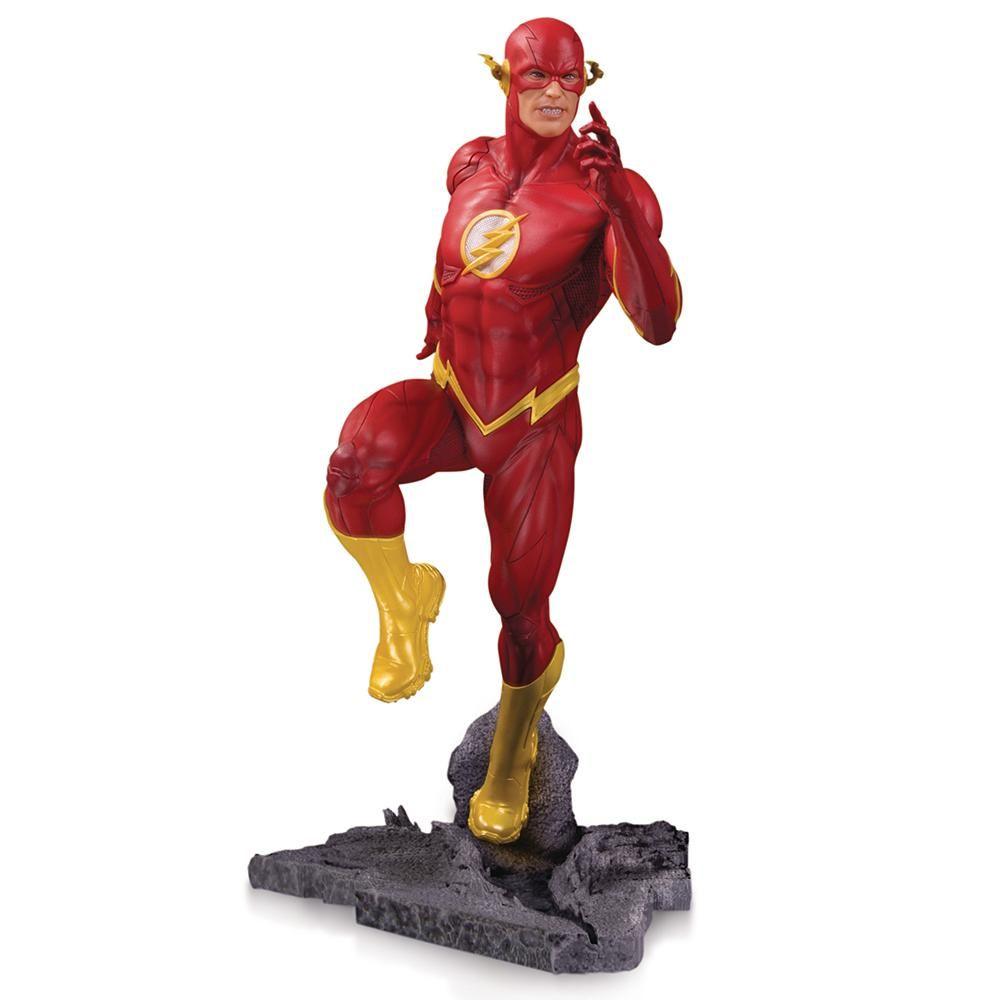 The Flash Flash TV Serie ArtFX PVC-Statue 20 cm