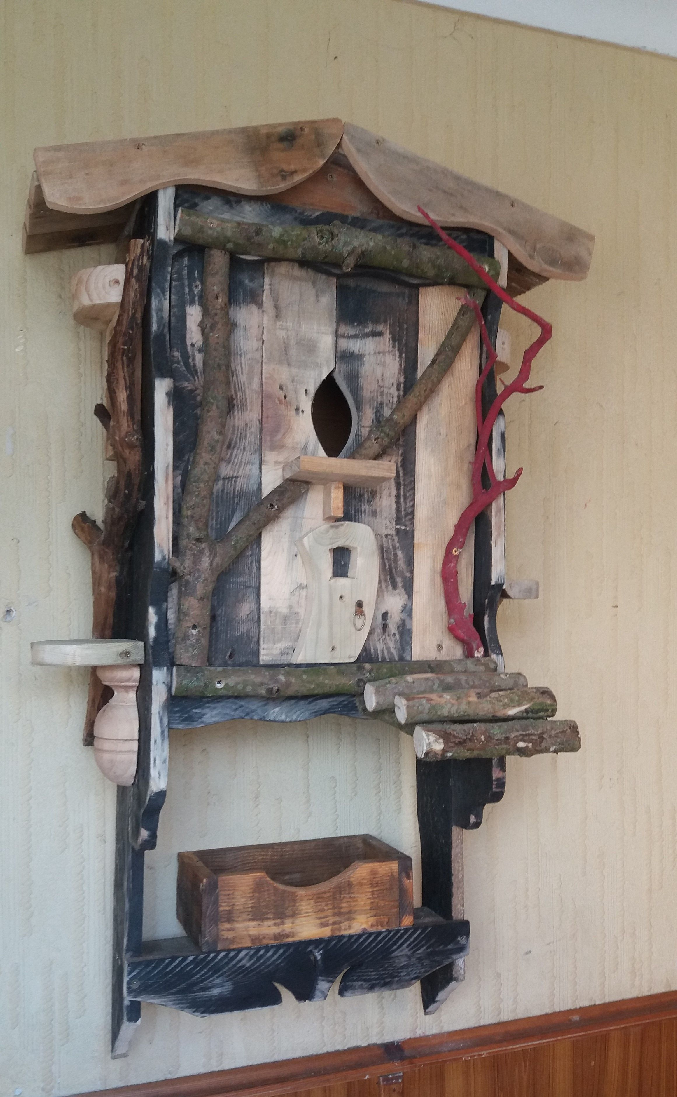 Irish huckster reclaimed wood projects made by johnnie d d