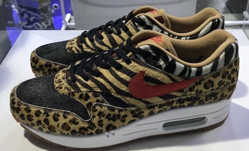 100% authentic f88ac f8c10 atmos x Nike Air Max 1 Animal Pack 2.0